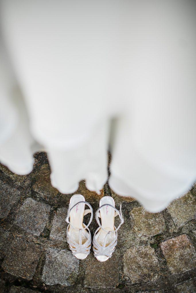 Chaussure de mariage - MDPhoto